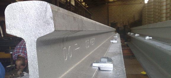 Rail mounting